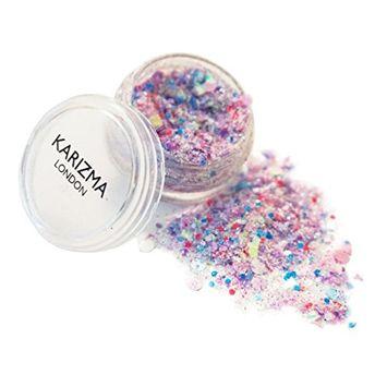 Unicorn Chunky Glitter ✮ KARIZMA BEAUTY ✮ Festival Glitter Cosmetic Face Body Hair Nails