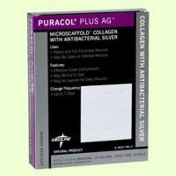 Medline Collagen Dressing AG, 4.5SQ