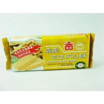 I Mei Peanut Cream Wafers 7.05 Oz
