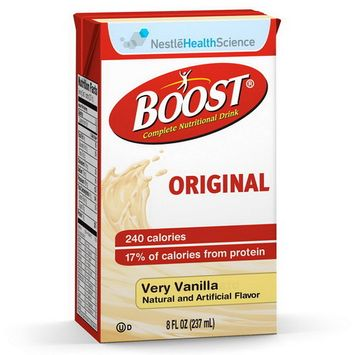Boost 10043900674381 Nestle Boost Meal Replacement Vanilla