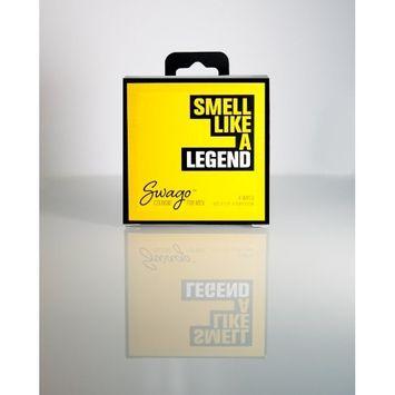 SWAGO Cologne Wipes 4 Pack LEGEND