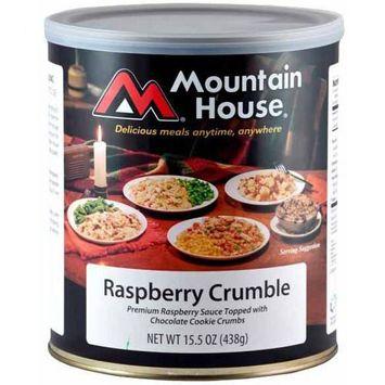 Mountain House 290541 Raspberry Crumble - 10 Can