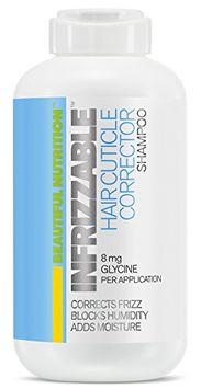 Beautiful Nutrition Infrizzable Hair Cuticle Corrector Shampoo