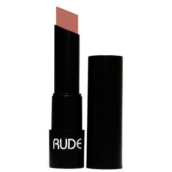 RUDE Attitude Matte Lipstick - swank