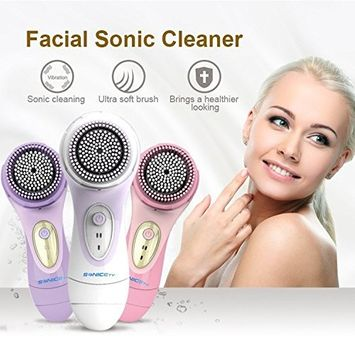 Sonicety Electric Facial & Body Cleansing Brush HI-701