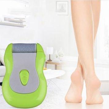 Mini Battery Operated Pedicure Foot Heel Callus Buffer Dry Skin Removal File