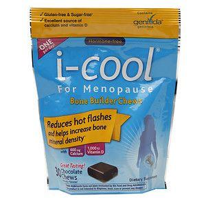 i-cool For Menopause Bone Builder Chews Chocolate