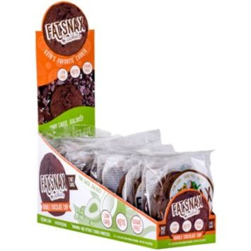 Fat Snax Keto Cookies - Double Chocolate Chip (10 Pack)