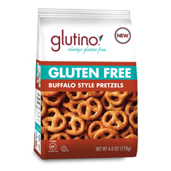 Glutino Gluten Free Buffalo Style Pretzels