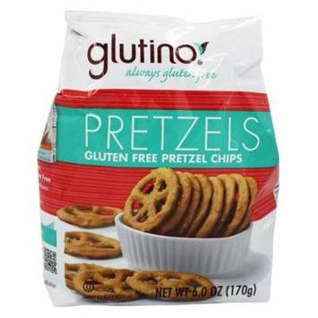 Glutino - Gluten Free Pretzel Chips - 6 oz(pack of 12)