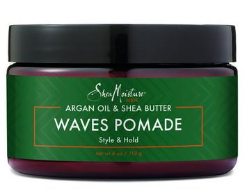 SheaMoisture Argan Oil and Shea Butter Waves Pomade