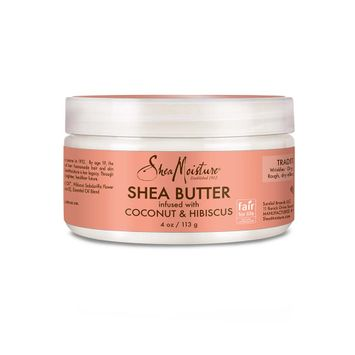 Shea Moisture Shea Butter infused with Coconut & Hibiscus