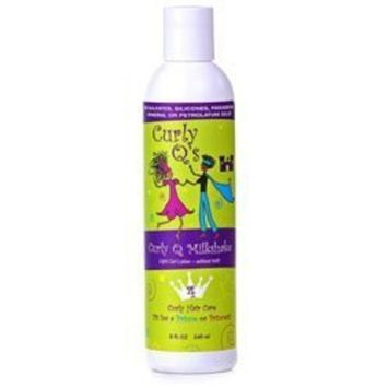 Kids Curly Q Milkshake 240 ml by Curls