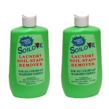 Soilove Laundry Soil-stain Remover Pack of 2