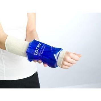 Torex Radial Cryo Sleeves and Flat Packs, Hand/Wrist/Foot Sleeve