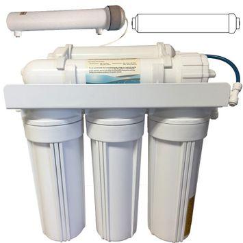 Abundant Flow Water 7-Stage UV+pH Zoi Theta Pure Reverse Osmosis System