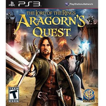 Tt Games Ltd The Lord of the Rings: Aragorn's Quest (PS3) - Pre-Owned