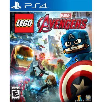 Tt Games Ltd Lego Marvel's Avengers - Pre-Owned (PS4)