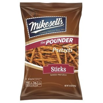 Mike-sell's The Pounder Mike-Sell?s Baked Pretzel Sticks, 16 oz