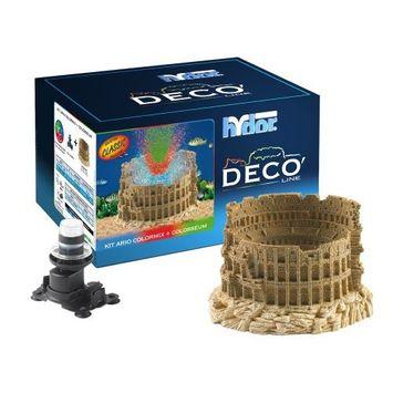 Hydor Deco Classic Collection Ancient Ruins Aquarium Ornament Kit, Coliseum