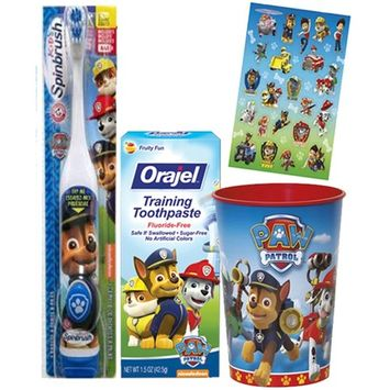ARM & HAMMER™ Paw Patrol Toothbrush