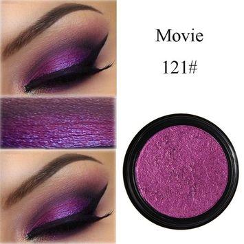 SMTSMT PHOERA Eyeshadow Palette Glitter Shimmering Eyeshadow Metallic Eye Cosmetic Makeup Highlighters