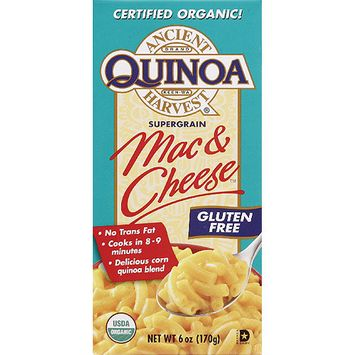 Ancient Harvest Quinoa Mac & Cheese, 6 oz, (Pack of 12)