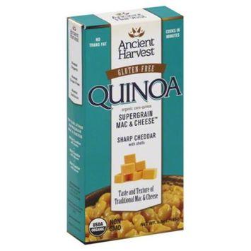 Ancient Harvest Quinoa Supergrain Mac & Cheese Sharp Cheddar