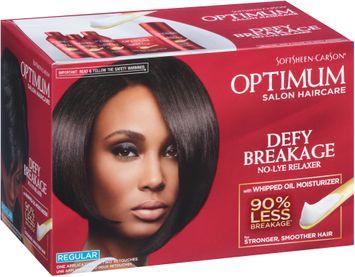 Optimum Care® Salon Collection Relaxer Regular Strength for Fine to Regular Hair Types 1 Kit Box