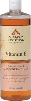 Clearly Natural Liquid Soap Vitamin E- Refill Clearly Natural 32 oz Liquid