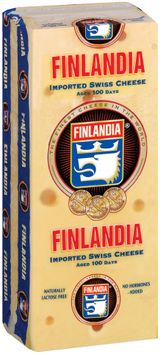 Finlandia Imported Swiss Cheese