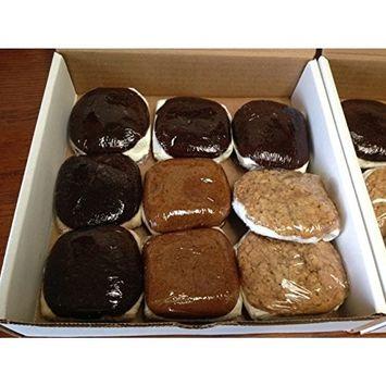 Bird-in-Hand Bake Shop Homemade Whoopie Pies, Variety Pack, Favorite Amish Food