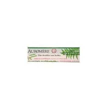 Auromere Fresh Mint Ayurvedic Formula Toothpaste 4.16 Oz.