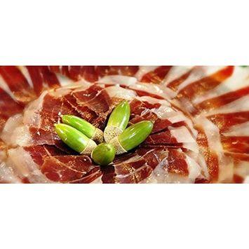 Jamon Serrano, Sliced Ham - 8 oz by Fermin