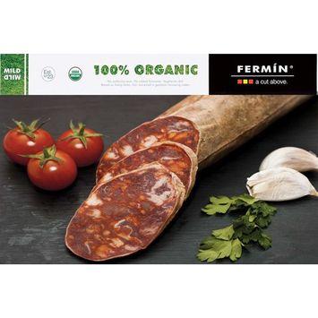 Fermin Organic Chorizo Iberico de Bellota by Hamlovers