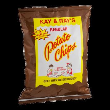 Kay & Ray's Regular Potato Chips