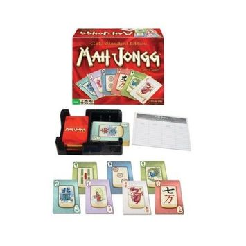 Mah Jongg Card Game - Card Game by Continuum Games (1610)