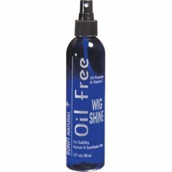 Bonfi Wig Shine Laminator Spray 8 oz. (Pack of 2)