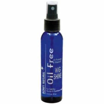 Bonfi Wig Shine Laminator Spray 4 oz. (Pack of 2)
