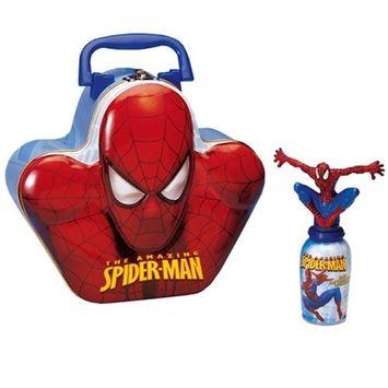 Disney Eau De Toilette Metallic Set, Spiderman