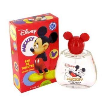 Mickey Mouse for Men Gift Set - 1.7 oz EDT Spray + 2.5 oz Shower Gel + Lunchbox