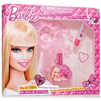Disney Mattel Barbie Gift Set, 4 pc