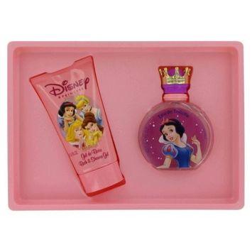 Snow White by Disney Gift Set -- 3.4 oz Eau De Toilette Spray + 5.1 oz Body Lotion for Women