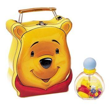 Disney Eau De Toilette Metallic Set, Winnie The Pooh