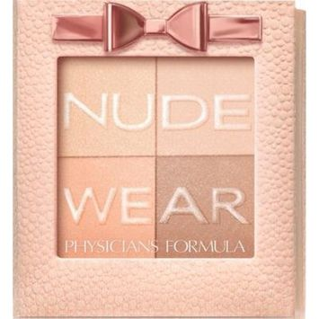 Physicians Formula Nude Wear Nude Glow Powder - Light (Pack of 2)
