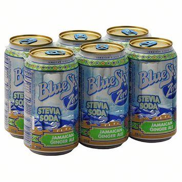 Blue Sky White Rock Sparkling Raspberry Seltzer, 33.8 fl oz, (Pack of 4)
