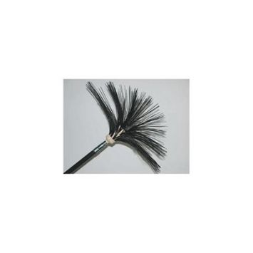 Chimney 60177 Smoke Chamber Spin Brush