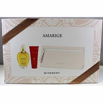 Amarige By Givenchy 3 Pc Gift Set For Women 2017 BRAND NEW BOX