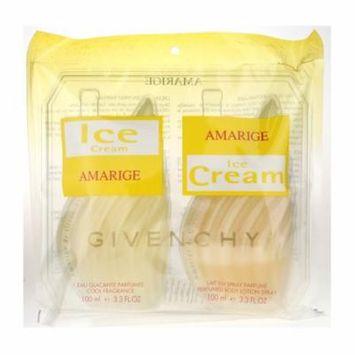 Givenchy Amarige Ice Cream 2 Piece Gift Set Vinatge