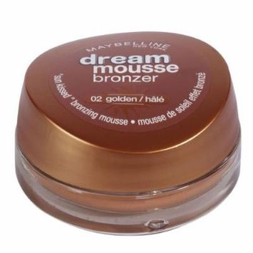 Maybelline Dream Mousse Bronzer 02 Golden by Maybelline